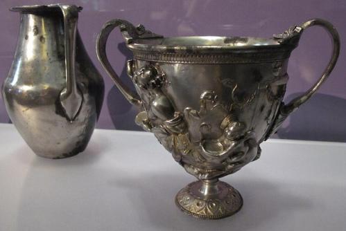 Драгоценности семьи Медичи в Музее серебра