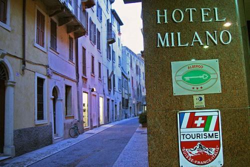 Отель Милано в Вероне