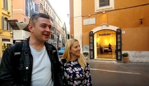 Лела - профессиональный русский гид в Риме и Ватикане