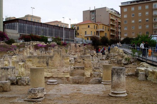 Вилла Тигелия в Кальяри