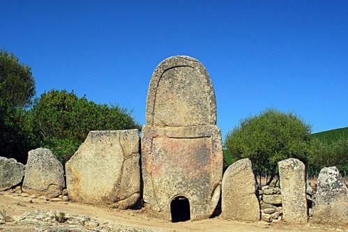 Гробницы гигантов на Сардинии