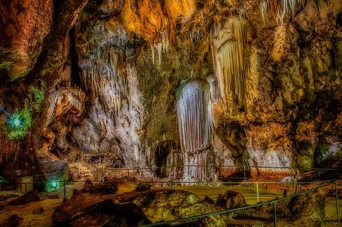 Пещеры Из Зуддас, Италия