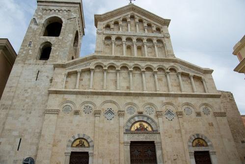 Кафедральный собор Святой Марии на Сардинии