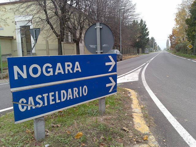 На дорогах Италии