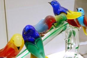 Сувениры из Италии, фото, Муранское стекло, Венеция, Италия
