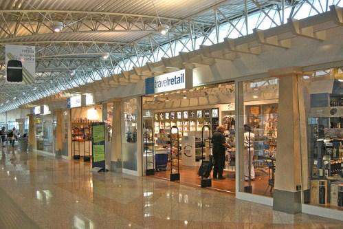 Аэропорт Ольбии на Сардинии