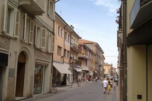 Бюджетный шоппинг в Римини