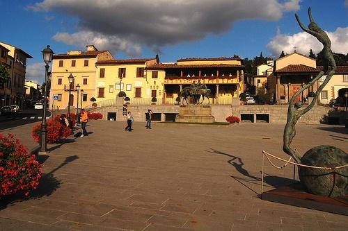 Главные достопримечательности Фьезоле, Италия
