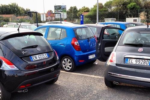 Аренда авто в аэропорту Катании