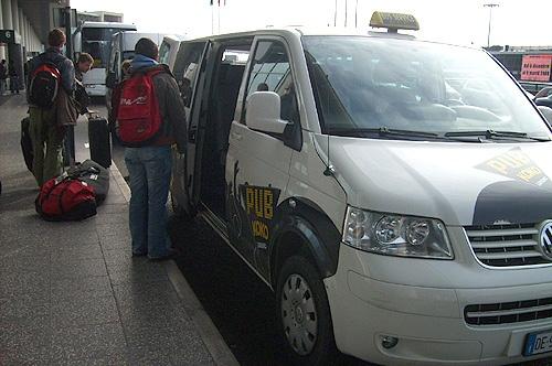 Как заказать такси в Италии онлайн
