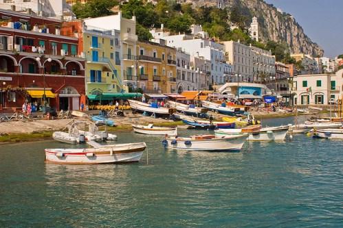 Бархатный сезон в Неаполе