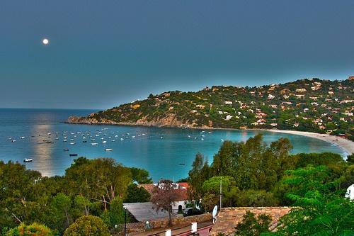 Побережье Сардинии, Италия