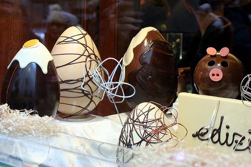 Пасха, главный весенний праздник в Италии