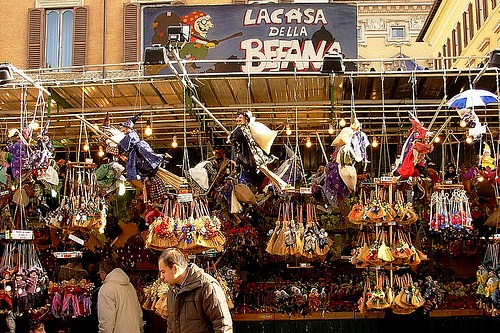 Праздник Богоявления в Италии