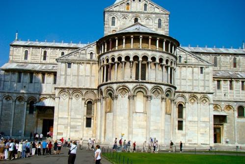 Собор Санта-Мария Ассунта в Пизе, Италия