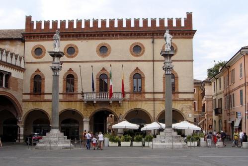 Равенна в Италии, достопримечательности