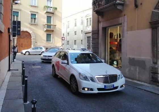 Такси в Вероне
