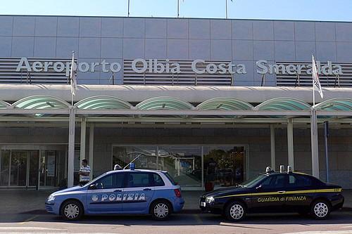 Аэропорт Коста-Смеральда на Сардинии