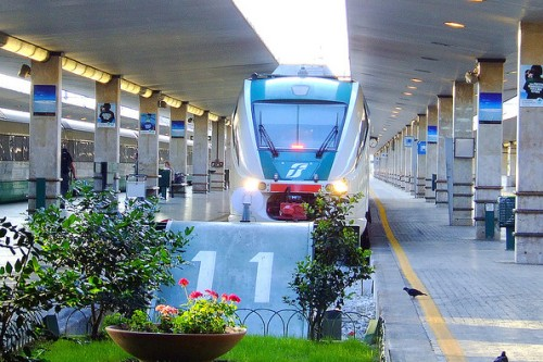 Поезда от вокзала Санта Мария Новелла