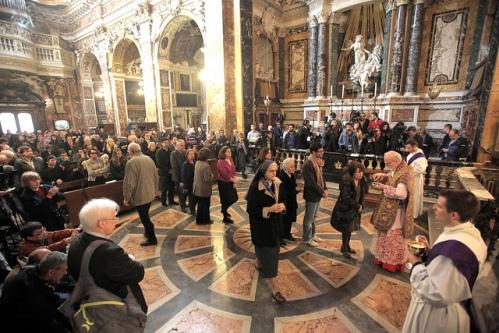 День святой Франчески Римской