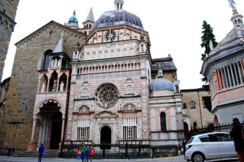 Капелла Коллеоне в Бергамо, Италия