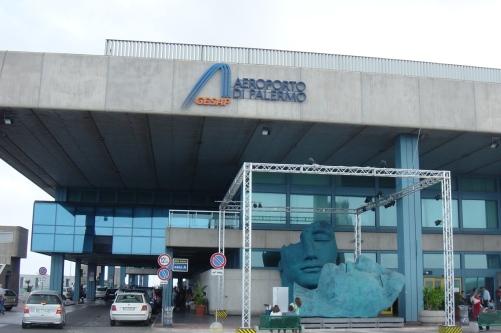 Аэропорт Фальконе Борселлино в Палермо