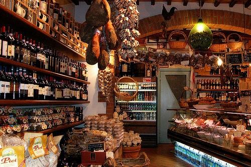 Покупки в Италии, итальянское вино