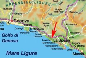 Лигурийское побережье, фото, лучшие пляжи Итальянской Ривьеры, Италия