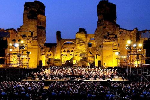 Фестиваль Римское лето в июне
