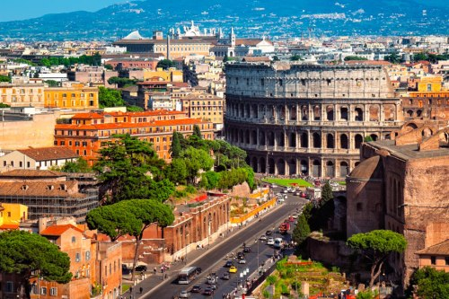 Погода Рима в июне