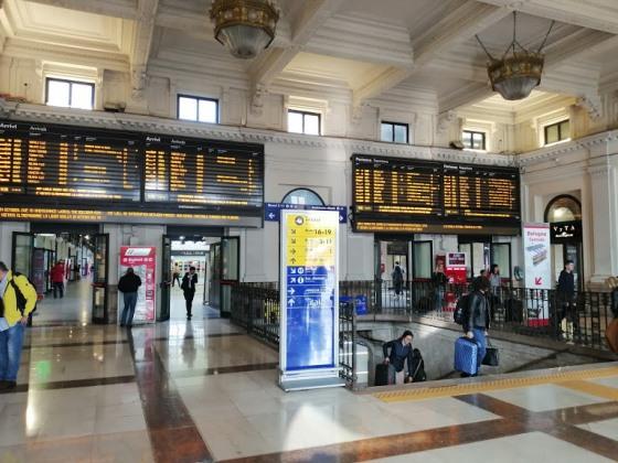 ЖД Вокзал Болоньи