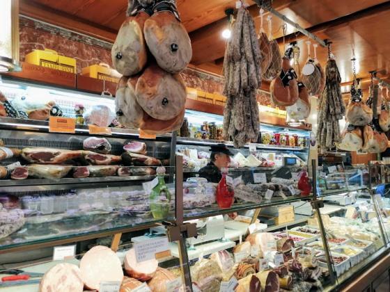 Кухня и еда в Болонье