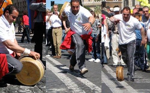 Семейные традиции в Италии