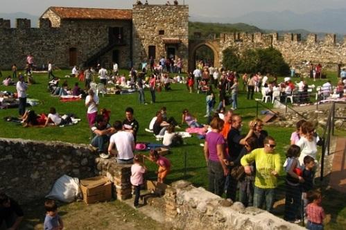 Пасхальные традиции в Италии