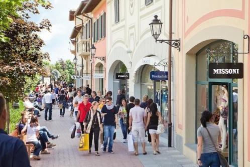 Шоппинг в аутлетах во Флоренции