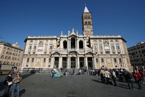 5 августа римляне отмечают праздник Снежной Мадонны