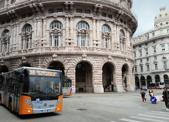 Транспорт в Генуе