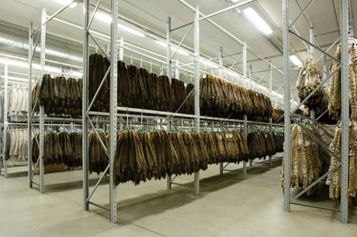 Меховые фабрики в Италии