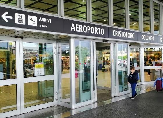 Аэропорт Генуи имени Христофора Колумба