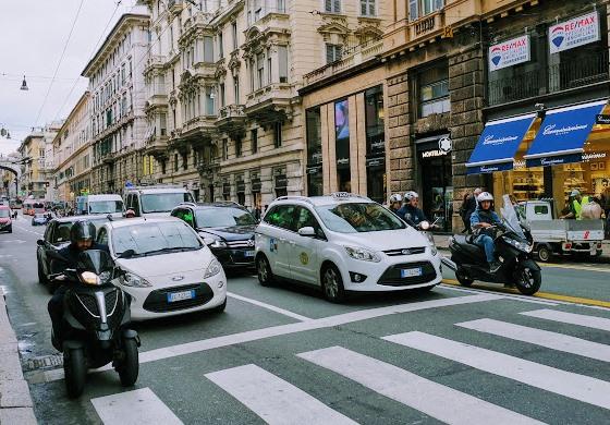 Такси в Генуе из аэропорта