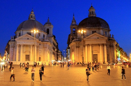 Фестиваль Белые ночи в Риме