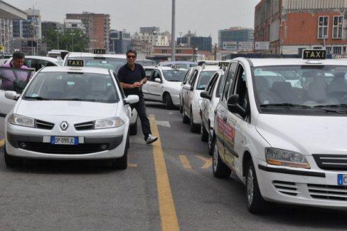 Такси из аэропорта Неаполя