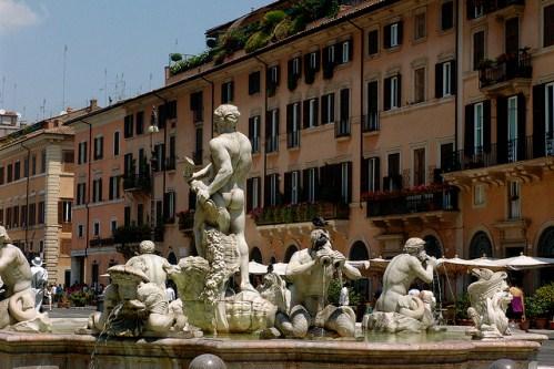 Погода в Риме в сентрябре