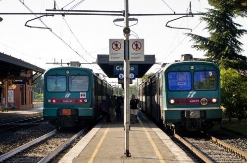 Как добраться в Милано-Мариттима