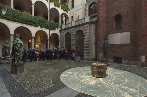 Амброзианская библиотека в Милане