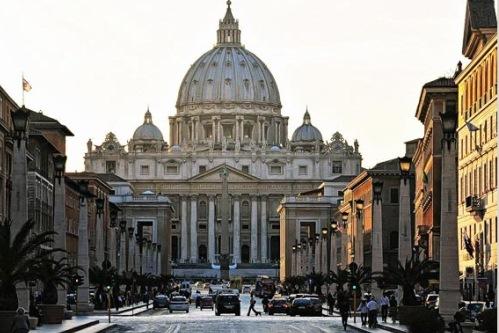 Погода в Риме в октябре