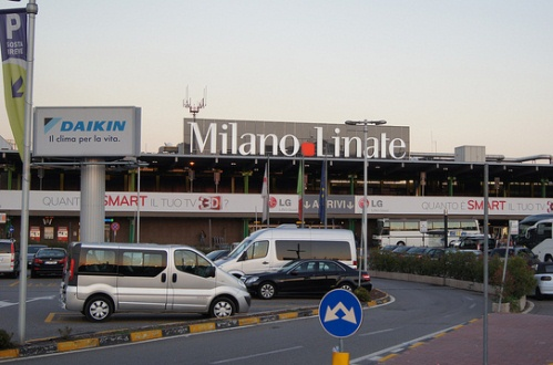 Международные аэропорты в Италии на карте: количество, названия
