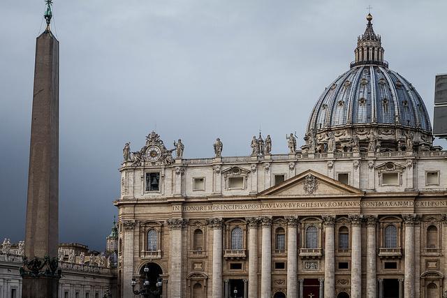 Русские экскурсии в Риме и Ватикане. Собор Св. Петра