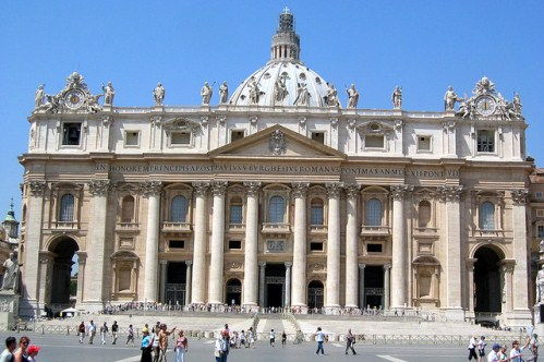 Экскурсии в Ватикане без очереди. Собор Святого Петра