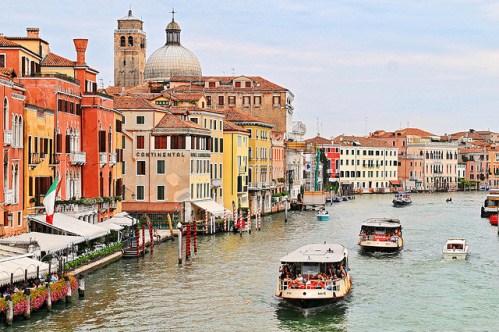 Русский гид в Венеции, фото, экскурсии по Венеции, Гранд-канале, Италия